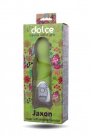 Вибратор dolce Jaxon (Fresh lime) - Анатомия Sex-shop Краснодар